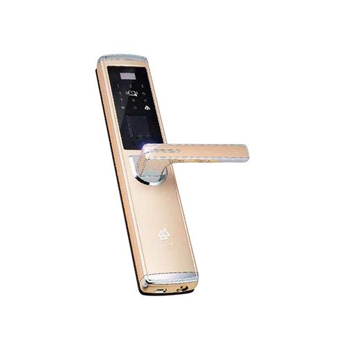 优德w88官网手机中文版登陆门锁-T801(香槟金)-侧